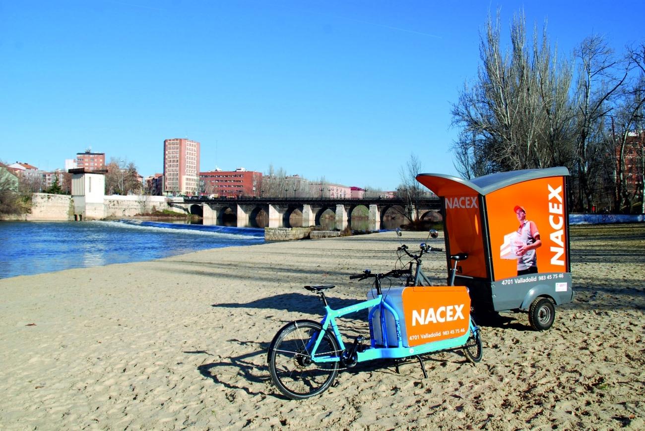 Nacex con total entrega Valladolid