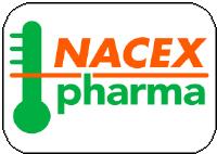 Entrega de productos farmacéuticos Nacex Valladolid